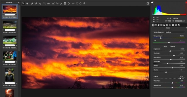 setup Adobe Camera Raw 12.2