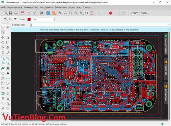 Autodesk EAGLE Premium 9.6