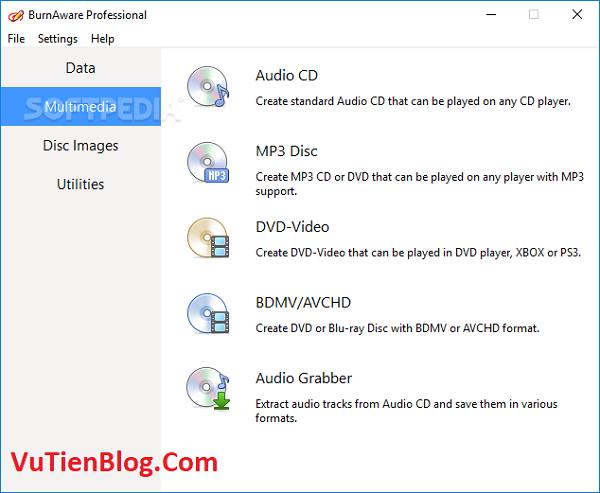 BurnAware Pro 13.3