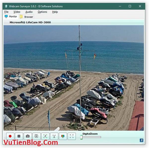 Webcam Surveyor 2020
