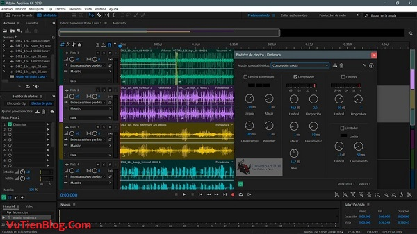 setup Adobe Audition 2020