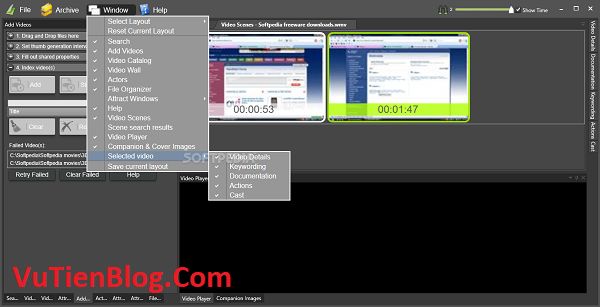 setup Fast Video Cataloger 6.33