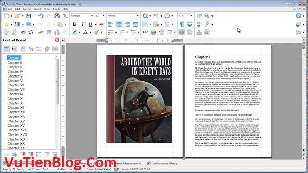 Atlantis Word Processor 4.0