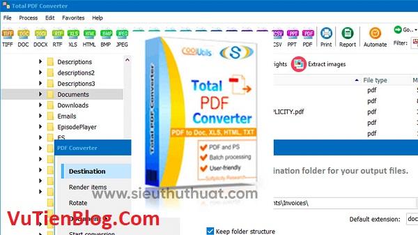 Coolutils Total PDF Converter 2020