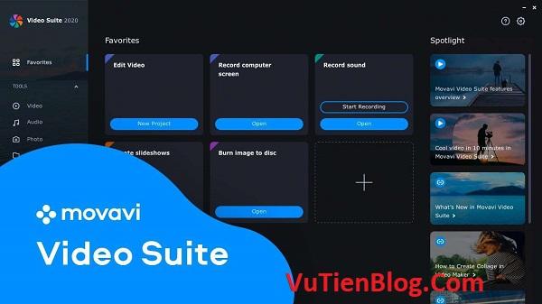 Movavi Video Suite 20 active