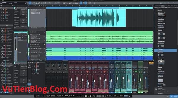 PreSonus Studio One Pro 4.6
