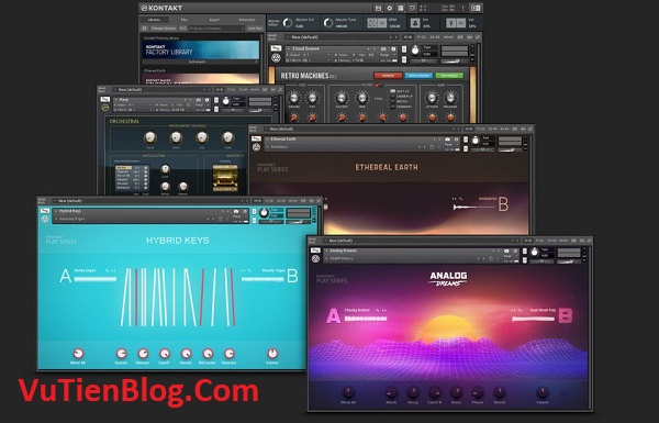 Native Instruments Kontakt 2020