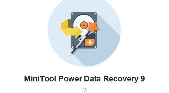 MiniTool Power Data Recovery 9.0