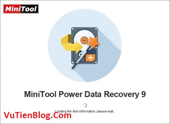 MiniTool Power Data Recovery 9.0
