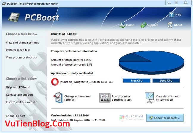 PGWARE PCBoost 5.8 setup