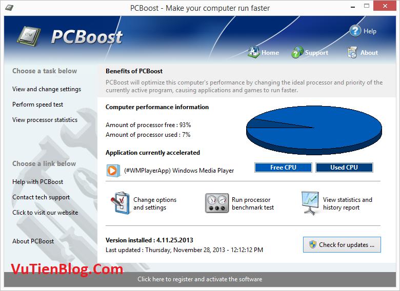 PGWARE PCBoost 5.8