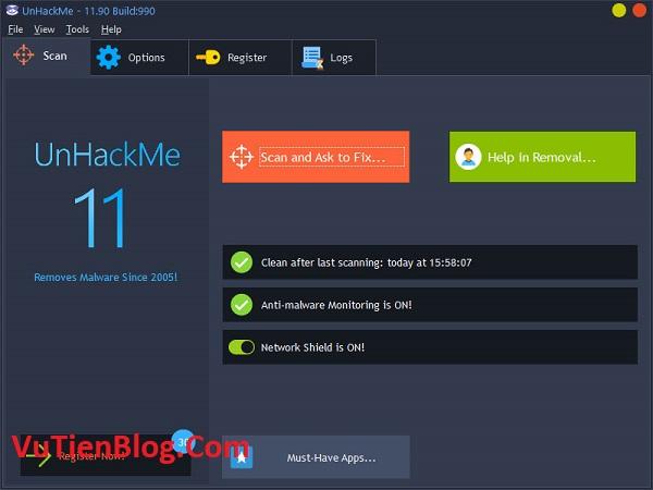 UnHackMe 11.90
