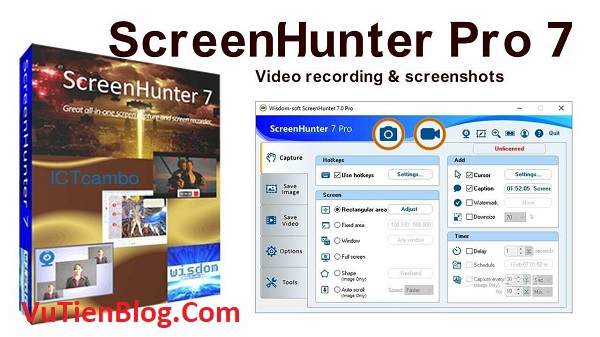ScreenHunter Pro 7 setup