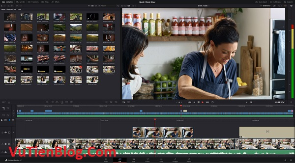 DaVinci Resolve Studio 17 active