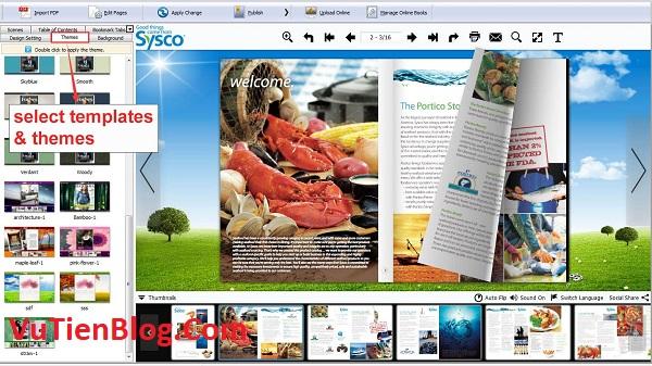 Flip PDF Pro 2.4 active