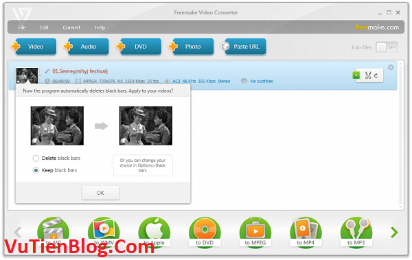 Freemake Video Converter Gold 4.1