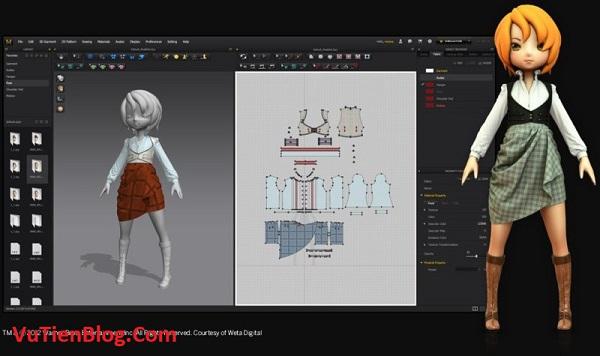 Marvelous Designer 10 active