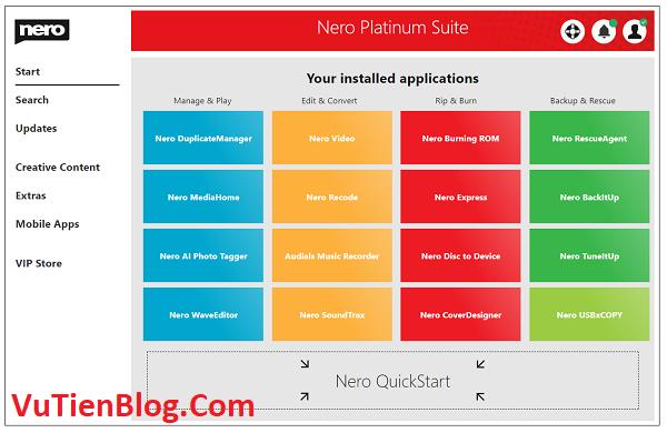 Nero Platinum 2021