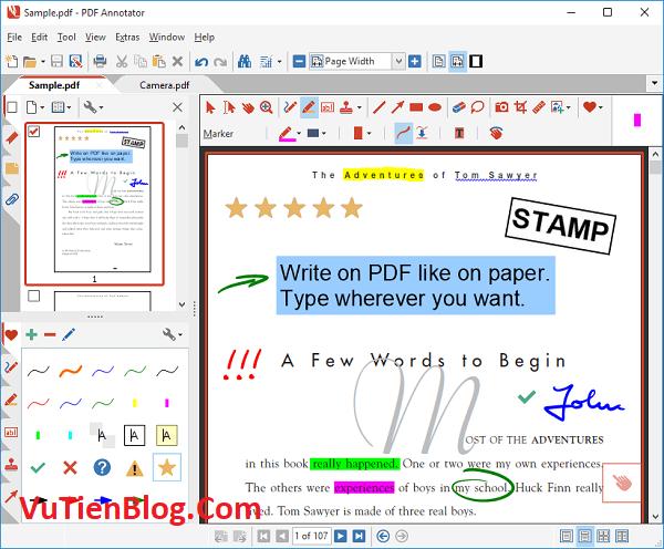 PDF Annotator 8.0