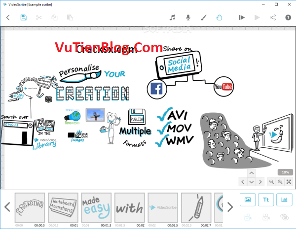 Sparkol VideoScribe PRO 20221